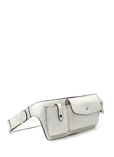 Derimod Kadın Çanta (2110) Casual Beyaz